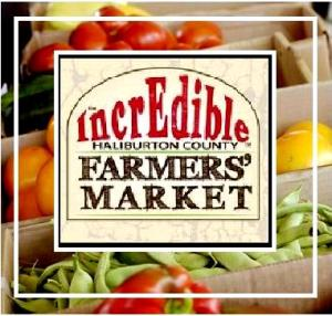 Haliburton County Farmers Market Logo fb