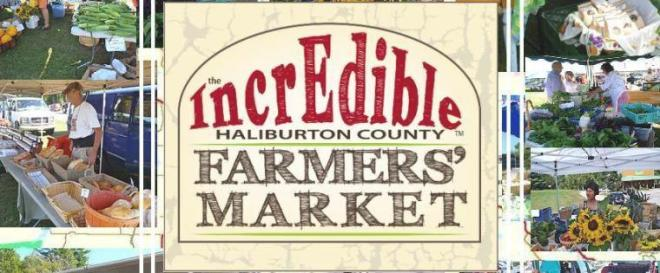 Haliburton County Farmers' Market Vendors